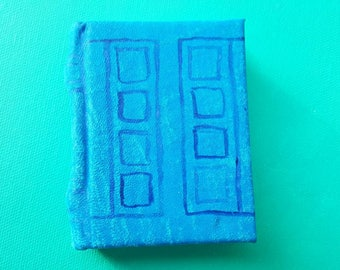Mini TARDIS Notebook
