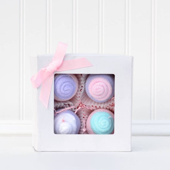 New Mom Gifts, Baby Shower Cupcakes Girl, Girl Layette Gift, Girl Newborn Gift Set, Best Friend Baby Gift, Corporate Baby Gifts