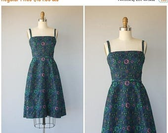 48 HR FLASH SALE Vintage 1950s Dress | 1950s Pat Premo Dress | 50s Party Dress | 1960s Party Dress | 60s Dress | 1950s Party Dress - (x-smal