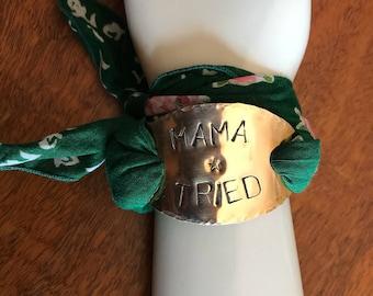 Nellie wrap bracelet