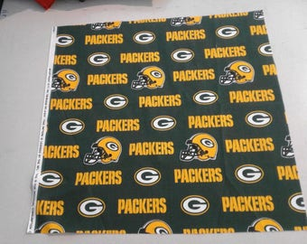 Green Bay Packers Fabric Green 249653