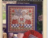 Cross Stitch Pattern Magazine