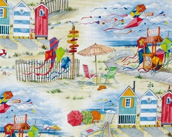 Gorgeous Life at the Beach Fabrics--Gorgeous--LAST Piece -- 40-70% off Patterns n Books SALE