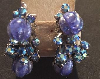 Beau Jewels earrings