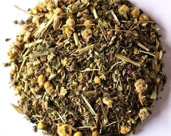 LULLABY TEA (Organic Loose Leaf Herbal Tea Blend for Sleep) Larger Sizes