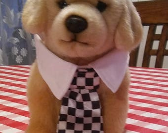 Adjustable Dog/Cat Pet Bow Tie Collar Wedding Tuxedo Costumes Clothing