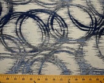 M10413 Navy Barrow Fabric