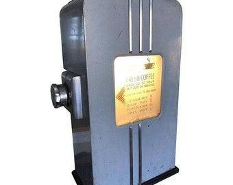 ON SALE Commercial, Industrial Working Early Market Coffee Grinder with Light-Up Display
