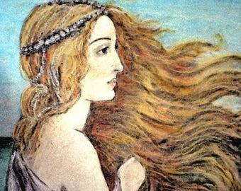 Aphrodite Art Print