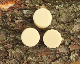 Solid Hair Conditioner Bar, Zero Waste Conditioner, Palm Free Vegan Hair Conditioner, Solid Conditioner Bar, Sample Size