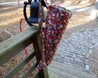 Native American Feathers Yoga Mat Bag