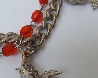 Arizona vintage collectible souvenir charm bracelet