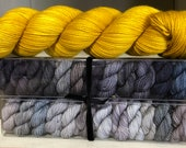 Jean Louise Finch, Canon Hand Dyes Charles Fingering Yarn