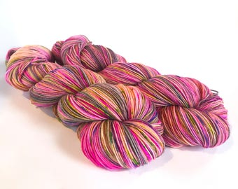 Sea Spiral Sock Yarn.  Free Spirit