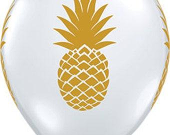 Pineapple Latex Balloons