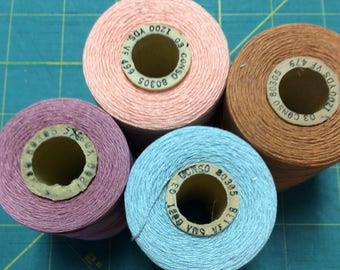SALE four large spools thread , item 12