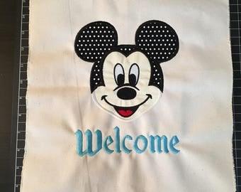 Mickey Mouse Garden Flag **Free Shipping**