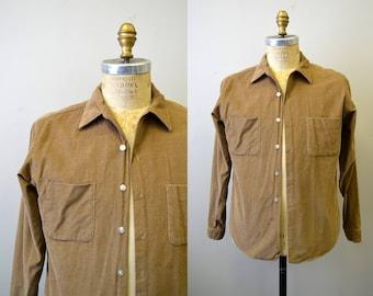 1960s Archdale Corduroy Shirt
