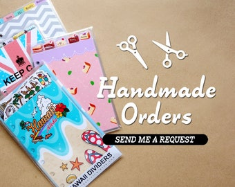 About Handmade Items (Price List)