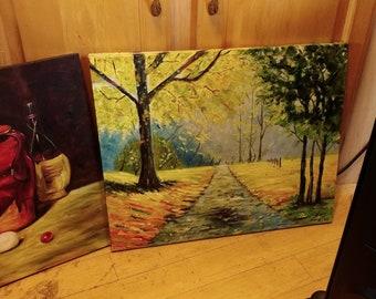 16x20 ''  handmade oil painting