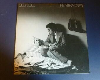 Billy Joel The Stranger Vinyl Record LP JC 34987 Columbia Records 1977