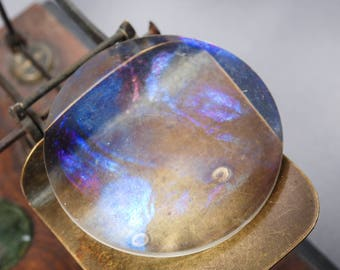 Vintage magnifying glass for loupe