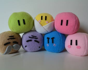 Entire family of Dangos - Set of 7