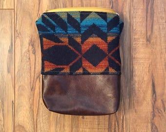 Pendelton Wool Purse