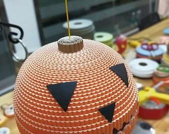 LemonGift payper art,payper toy,payper jack-o-lanterns with light