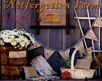 Notforgotten Farm: Summer at Notforgotten Farm - Pattern Booklet