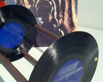 Vinyl Record 45RPM Storage Rack