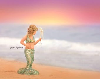 Mermaid set