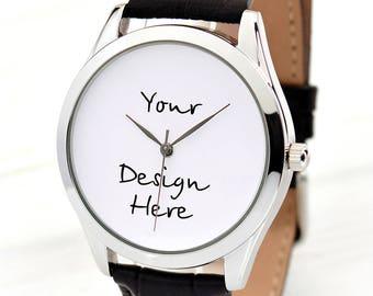 Personalized | Christmas Gift | Custom Watch | Gift for Her | Custom Gift | Mens Gift | Custom Wedding Gift | Women Gifts | FREE SHIPPING