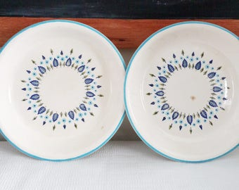 Swiss Alpine Pie Plate Set of 2