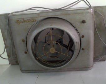 Vintage Vornado brand Industrial Window Fan