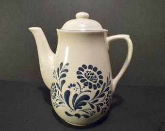 Single Teapot Embossed Japan