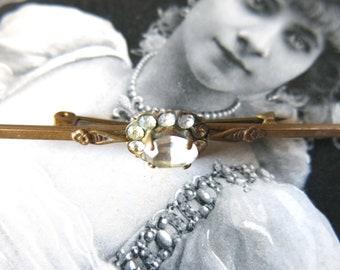 Antique Victorian Edwardian Brooch