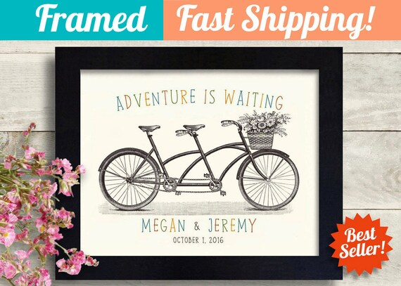 Adventure Awaits Fast Wedding Gift They Will Love Last Minute