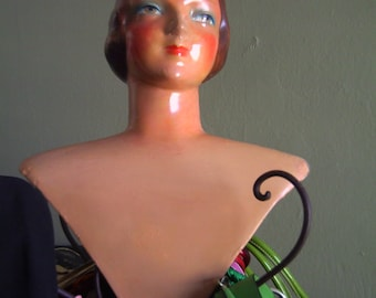 Rare French Mannequin Display, Sculpture