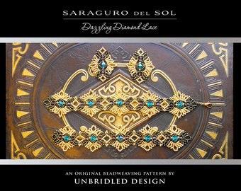 Saraguro del Sol pdf beading tutorial
