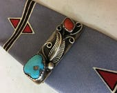 Vintage Turquoise and Cor...