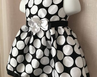 Youngland Baby Special Occasion Dress, 12 mos.
