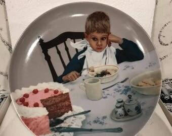 1985 Bing & Grondahl Plate 0.431B