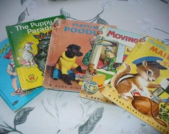 5 Vintage Books