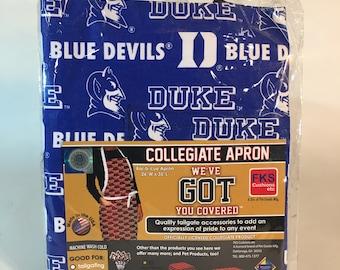 Duke BBQ Apron-Duke Blue Devils Apron
