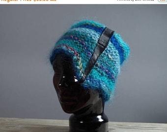 ON SALE Up-cycled Wool Hat - Women's Winter Hats - Winter Wool Hats - Ecofriendly - Hats