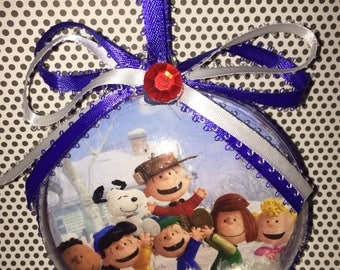 Charlie Brown peanuts ornament