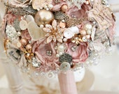 fantasy wedding, Harry Potter inspired bouquet, any colour, alternative, brooch bouquet, whimsical bouquet, floral flower posy wedding