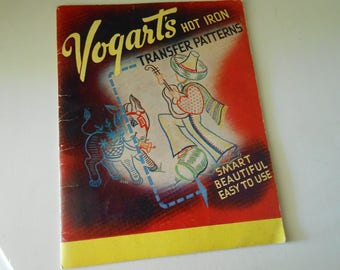 1948 Vogart transfer pattern catalog