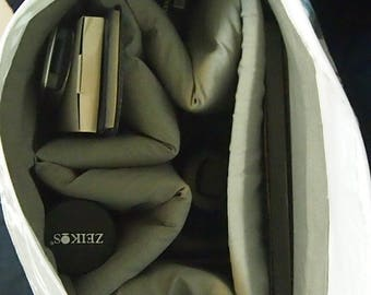 DSLR Camera Bag \ Fits Nikon Canon 6d Olympus Sony \ Camera case \ Camera Bag \ Zipper top Camera Case  Laptop Bag 14x6x10